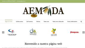 Foto de Aemoda renueva totalmente su página web
