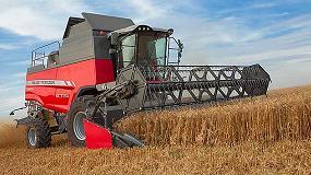 Picture of La cosechadora Massey Ferguson vuelve al mercado espa�ol
