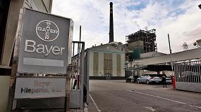 Foto de Bayer alcanza las 100.000 toneladas de producci�n de �cido acetilsalic�lico en Espa�a