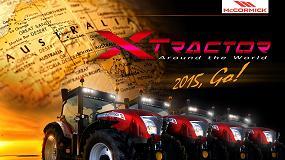 Picture of McCormick: 4 tractores en una aventura hacia los confines del mundo
