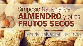 Foto de Lleida acoge a los principales expertos en frutos secos en el Simposio Nacional del Almendro y otros Frutos Secos