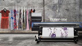 Foto de Mimaki desembarca en Viscom Paris 2015 y C!Print Madrid con sus soluciones para tejidos y envases