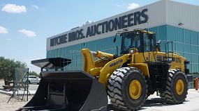 Picture of Gran subasta en Oca�a de Ritchie Bros con nuevo servicio de financiaci�n disponible