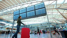 Picture of Sick presentar� el Lector 654 System en la Inter Airport 2015, Stand: 1139 (Pabell�n B5)
