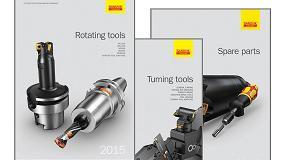 Foto de Nuevo catálogo Sandvik Coromant para facilitar la selección de las herramientas de corte optimizadas