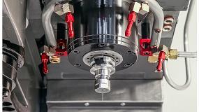 Foto de Haas dota su centro de taladrado y roscado DT-1 con husillo a 20.000 rpm
