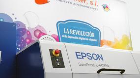 Foto de Más de 50 instalaciones realizadas avalan la calidad de la impresora de etiquetas Epson SurePress L-4033