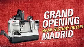 Picture of Haas inaugura su Factory Oulet de Madrid el pr�ximo 9 de septiembre