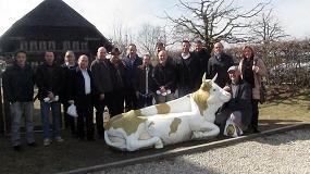 Foto de 5 empresas espa�olas obtienen el Trofeo Blaser de Productividad en Suiza