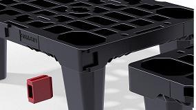 Picture of Cabka-IPS presenta dos nuevos palets en FachPack 2015