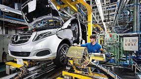 Foto de Espa�a ya fabrica m�s de 11.000 coches al d�a