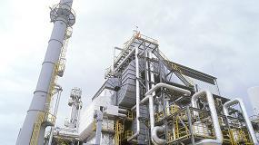 Picture of La planta Hyco de Carburos Met�licos en Tarragona alcanza los 700 d�as de funcionamiento ininterrumpido
