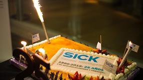 Picture of Sick celebra 25 a�os en el mercado ib�rico
