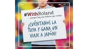 Foto de Roland DG lanza el concurso de vídeos de usuarios With Roland