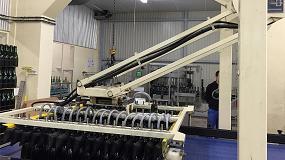 Picture of Los motores y accionamientos de Emerson optimizan las l�neas de producci�n de un productor de champagne