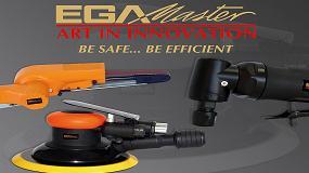 Foto de Ega Master amplía su gama de herramienta neumática