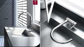 Picture of Genebre presenta dos originales series de grifer�a para cocinas especiales