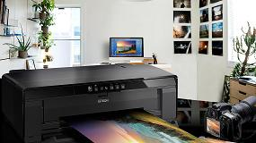 Foto de Epson sube de nivel en impresión fotográfica de calidad profesional en el estudio y el hogar