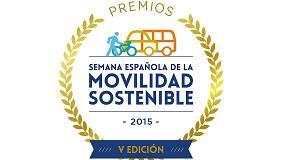 Foto de Magrama anima a participar en los Premios de la Semana Española de la Movilidad Sostenible 2015