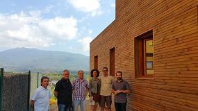 Foto de �xito de la jornada t�cnica para arquitectos organizada por Arquima