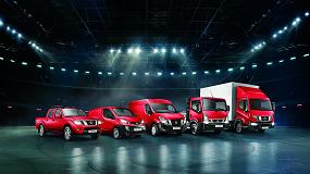 Foto de Cinco a�os de garant�a para la gama de veh�culos comerciales en Europa de Nissan