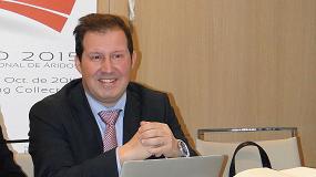 Foto de Entrevista a César Luaces Frades, director general de la Federación de Áridos y de Anefa