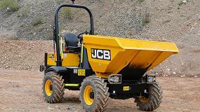 Foto de JCB incorpora la línea 'Dumper de Obra' a su oferta de equipos compactos