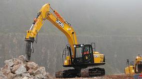 Foto de JCB presenta sus nuevos motores Tier 4 Final/Fase IV en las excavadoras JS