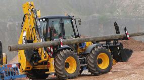 Foto de La 4CX Polemaster+ proporciona la solución de instalación de postes definitiva