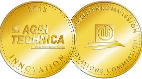 Foto de Fendt, Krone y John Deere copan los m�ximos galardones de Agritechnica 2015