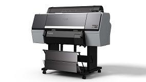 Foto de La nueva impresora Epson SureColor SC-P7000V debuta en Europa en LabelExpo