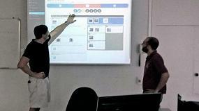Foto de Aidima testea con éxito el innovador sistema formativo Tellme