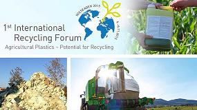 Foto de Nace el primer foro internacional de reciclaje de plásticos en la agricultura en Wiesbaden (Alemania)