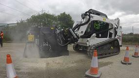 Foto de Bobcat presenta la nueva campaña de implementos 'Tough Jobs'