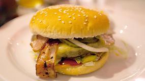 Foto de 7 de cada 10 espa�oles percibe la hamburguesa como un plato gourmet