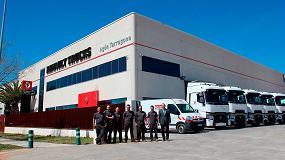 Foto de Renault Trucks inaugura nuevas instalaciones en Tarragona