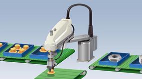 Foto de Nuevo robot IXP Scara con motores paso a paso de IAI