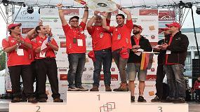 Foto de España gana de nuevo la StaplerCup