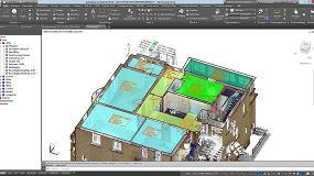 Foto de Faro mejora los flujos de trabajo BIM del cliente con la actualización del software PointSense