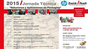 Foto de Zwick Ibérica y HP organizan la jornada técnica 'Soluciones y Aplicaciones en Packaging'