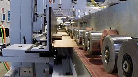 Foto de Pavimentos de panel HDF recubiertos de chapa