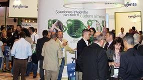 Foto de Syngenta, presente en la séptima edición de Fruit Attraction