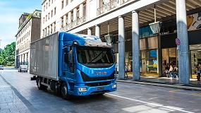 Foto de El Eurocargo, un nuevo camión a la medida de la ciudad