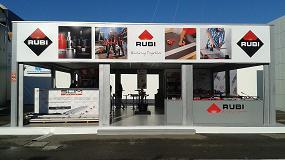 Foto de Rubi estará en la feria Cersaie 2015 con un stand repleto de novedades