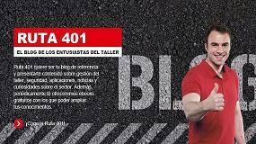 Picture of Ruta 401, el blog de Loctite para los entusiastas del taller