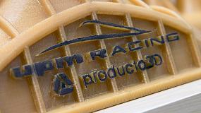 Foto de La firma Producto3D patrocina la Fórmula 1