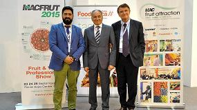 Foto de IFEMA y Cesena Fiera presentan Mac Fruit Attraction, la nueva marca global para el sector hortofrutícola