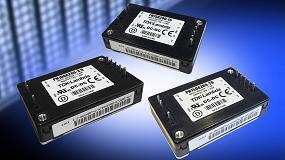 Picture of Nuevos m�dulos de alimentaci�n HVDC con salidas de 3.3, 15 y 28 V., de TDK Corporation