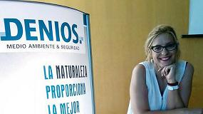 Picture of Entrevista a Asun Iglesias, responsable de marketing de Denios en Espa�a