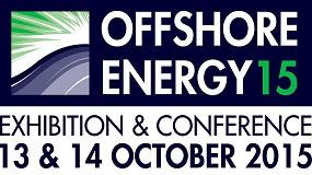 Foto de EGA Master muestra sus novedades en Offshore Energy 2015